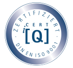 CERT iQ Zertifizierungsdienstleistungen GmbH